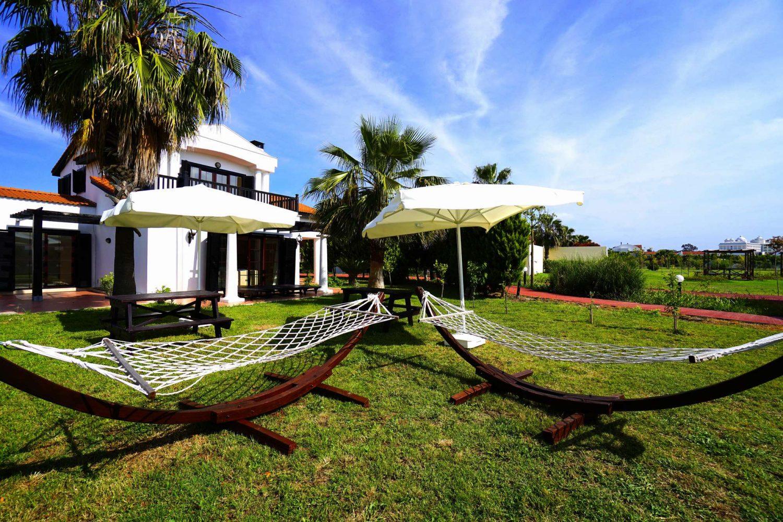 территория отеля TUI FUN&SUN River Resort Belek