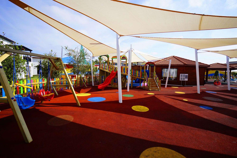 детский клуб отеля TUI FUN&SUN River Resort Belek