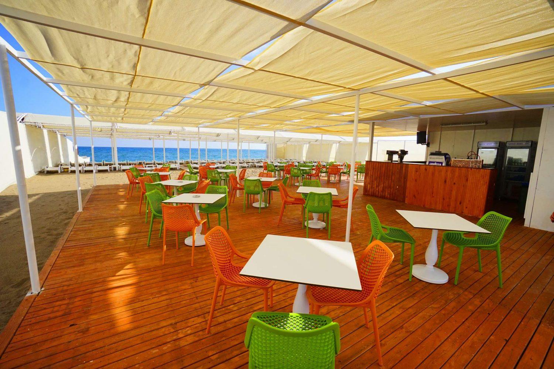бар отеля TUI FUN&SUN River Resort Belek