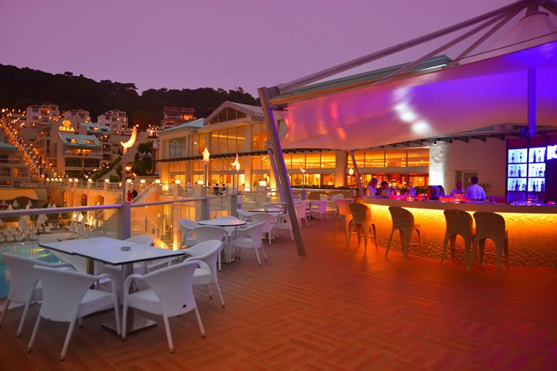 бар отеля Orka Sunlife Resort & Spa