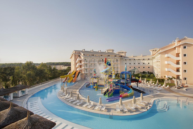 аквапарк отеля Innvista Hotels Belek