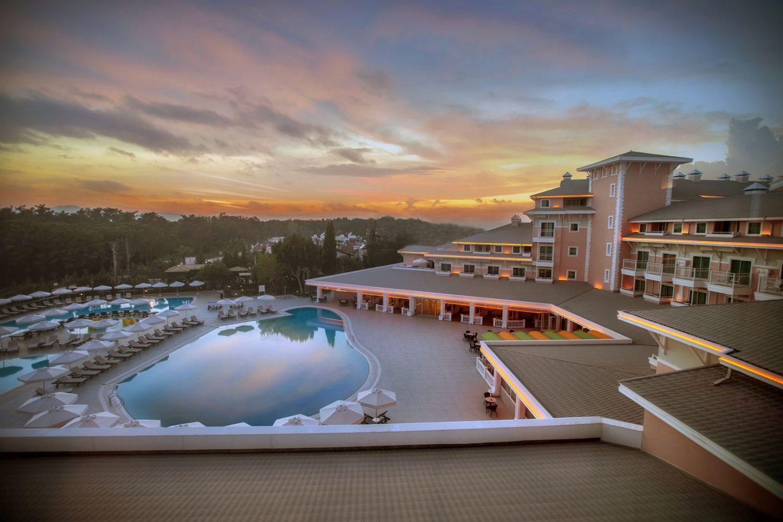 территория отеля Innvista Hotels Belek