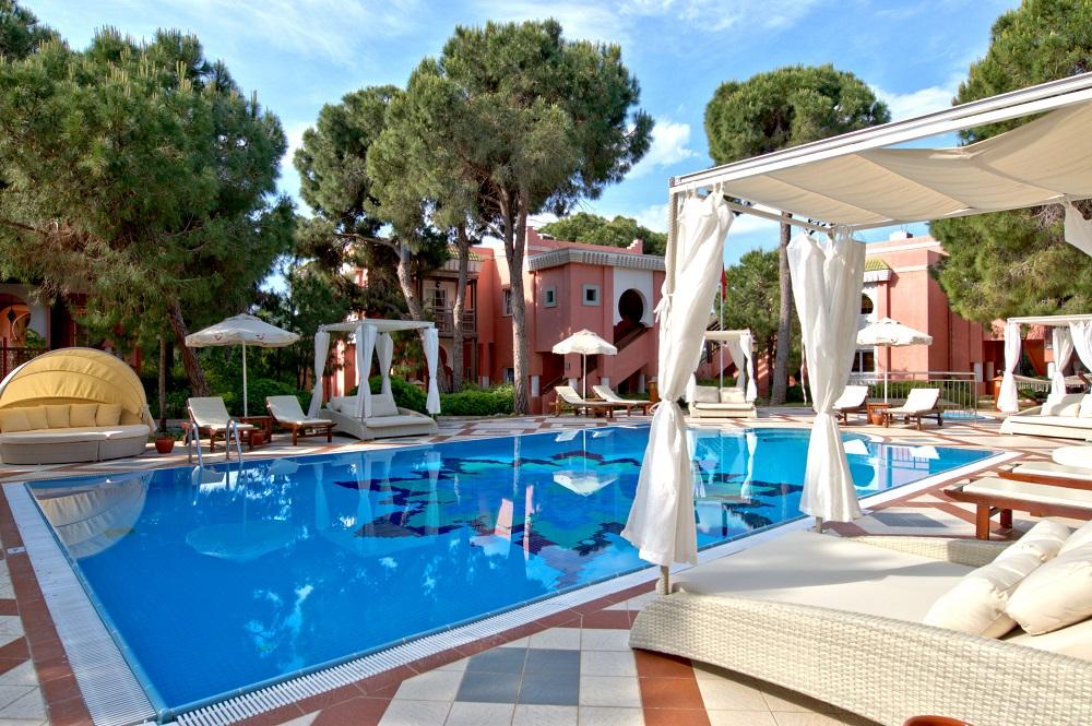 бассейн отеля TUI FUN&SUN Club Belek