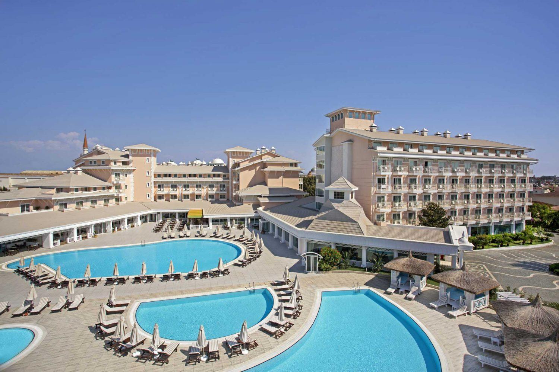 общий вид отеля Innvista Hotels Belek