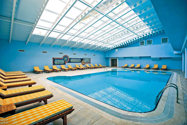 крытый бассейн отеля Innvista Hotels Belek
