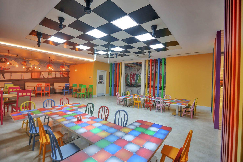 детский буфет отеля Innvista Hotels Belek