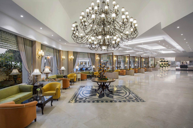 лобби бар отеля Innvista Hotels Belek