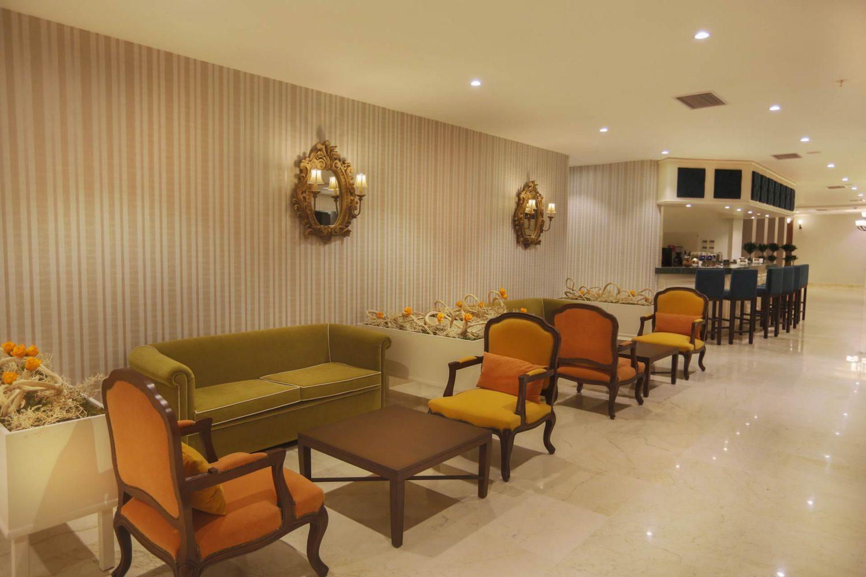 лобби отеля Innvista Hotels Belek