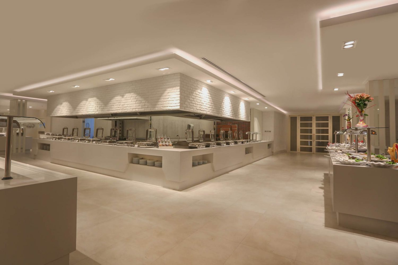 главный ресторан отеля Innvista Hotels Belek