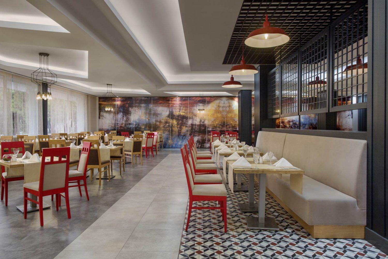 ресторан отеля Innvista Hotels Belek