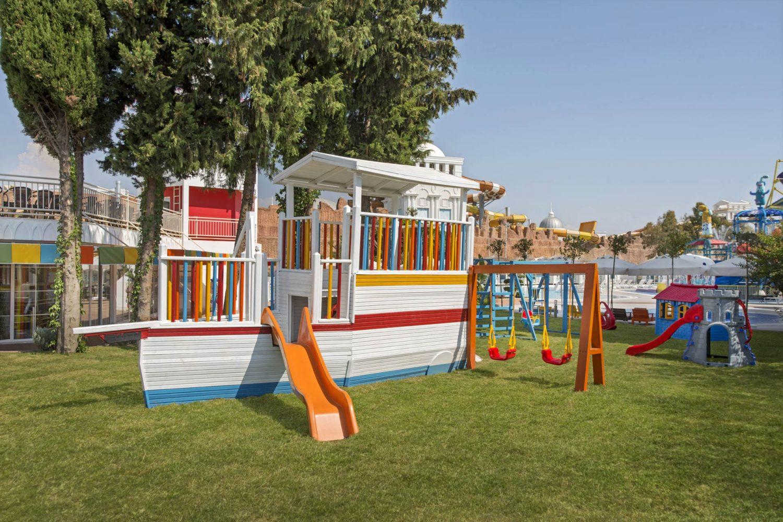 детская площадка отеля Innvista Hotels Belek