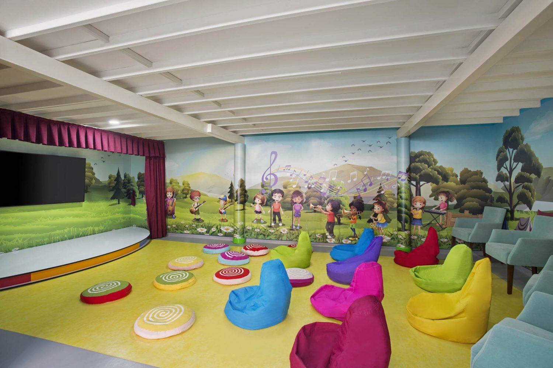 детский клуб отеля Innvista Hotels Belek