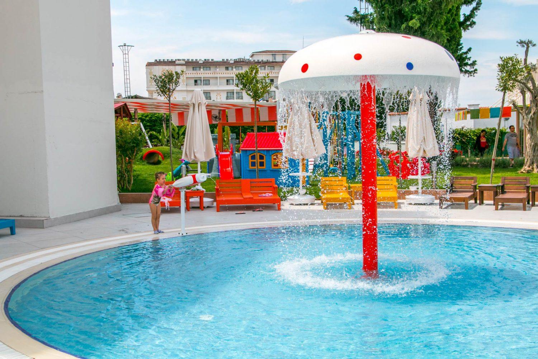 детский бассейн отеля Innvista Hotels Belek