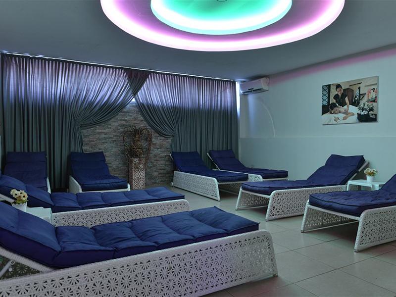 спа-центр отеля Sahra Su Holiday Village & Spa