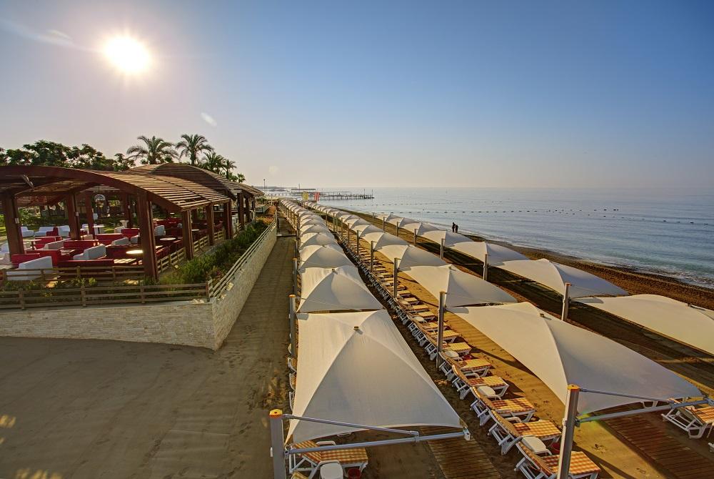 пляж отеля TUI FUN&SUN Club Belek