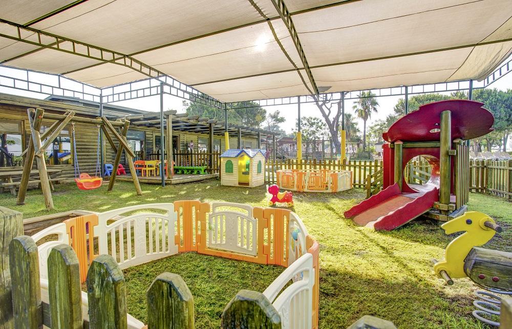детская площадка отеля TUI FUN&SUN Club Belek