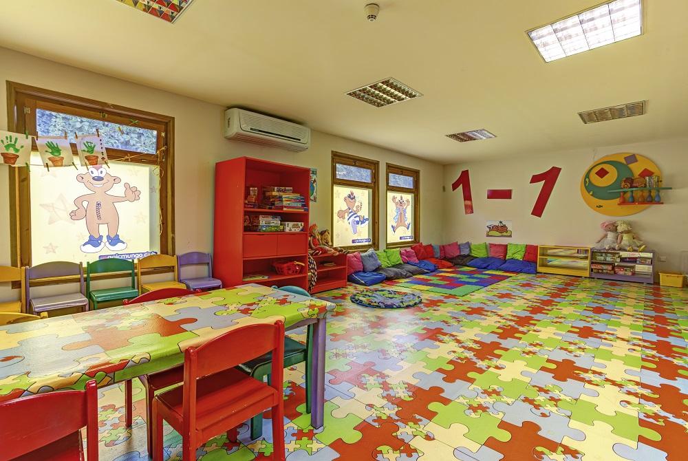 детский клуб отеля TUI FUN&SUN Club Belek