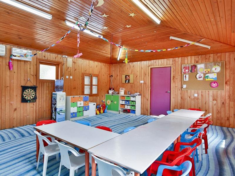 детский клуб отеля Throne Seagate Belek Hotel