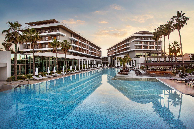 общий вид отеля Barut Acanthus & Cennet