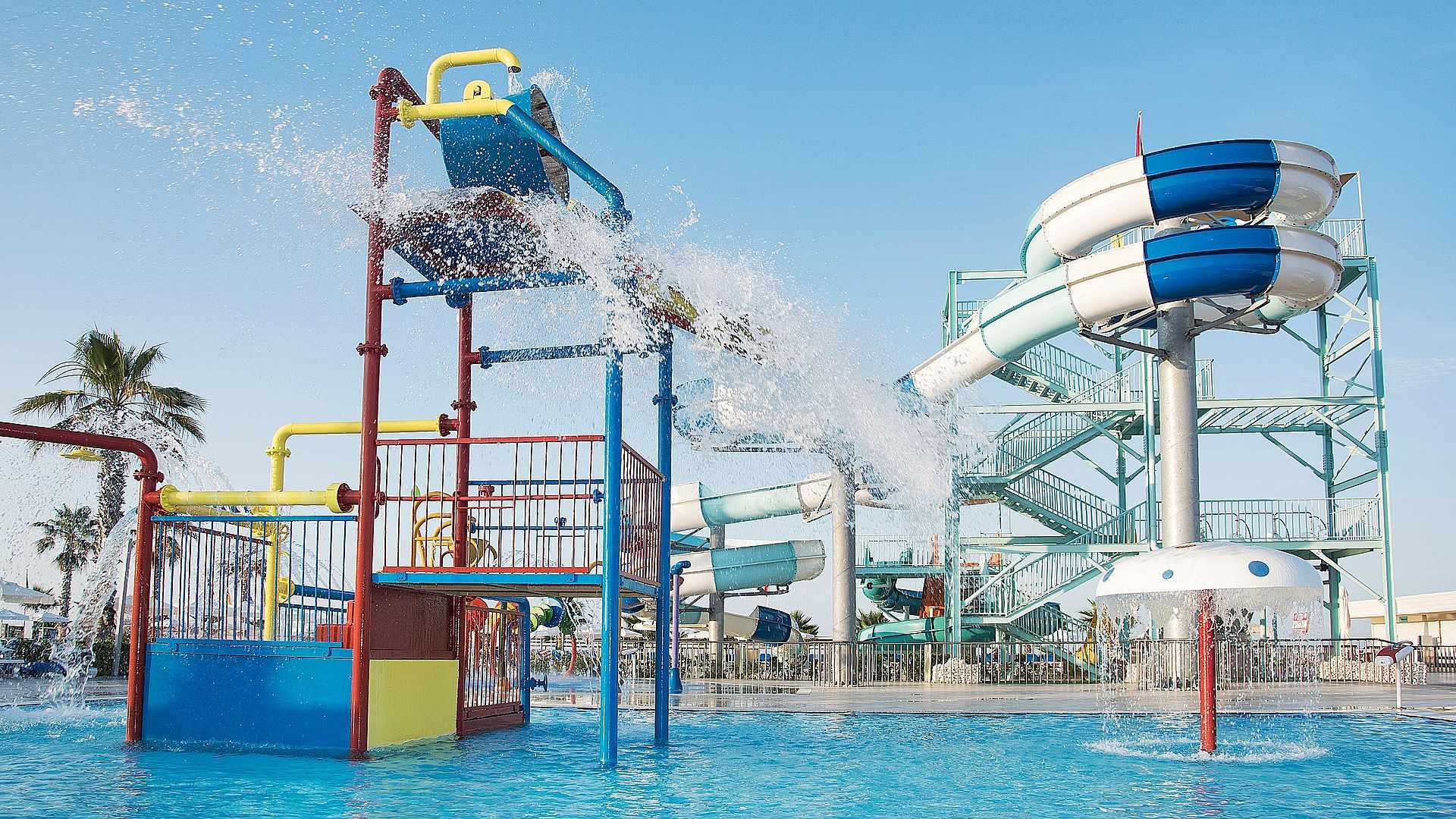 аквапарк отеля TUI MAGIC LIFE Masmavi