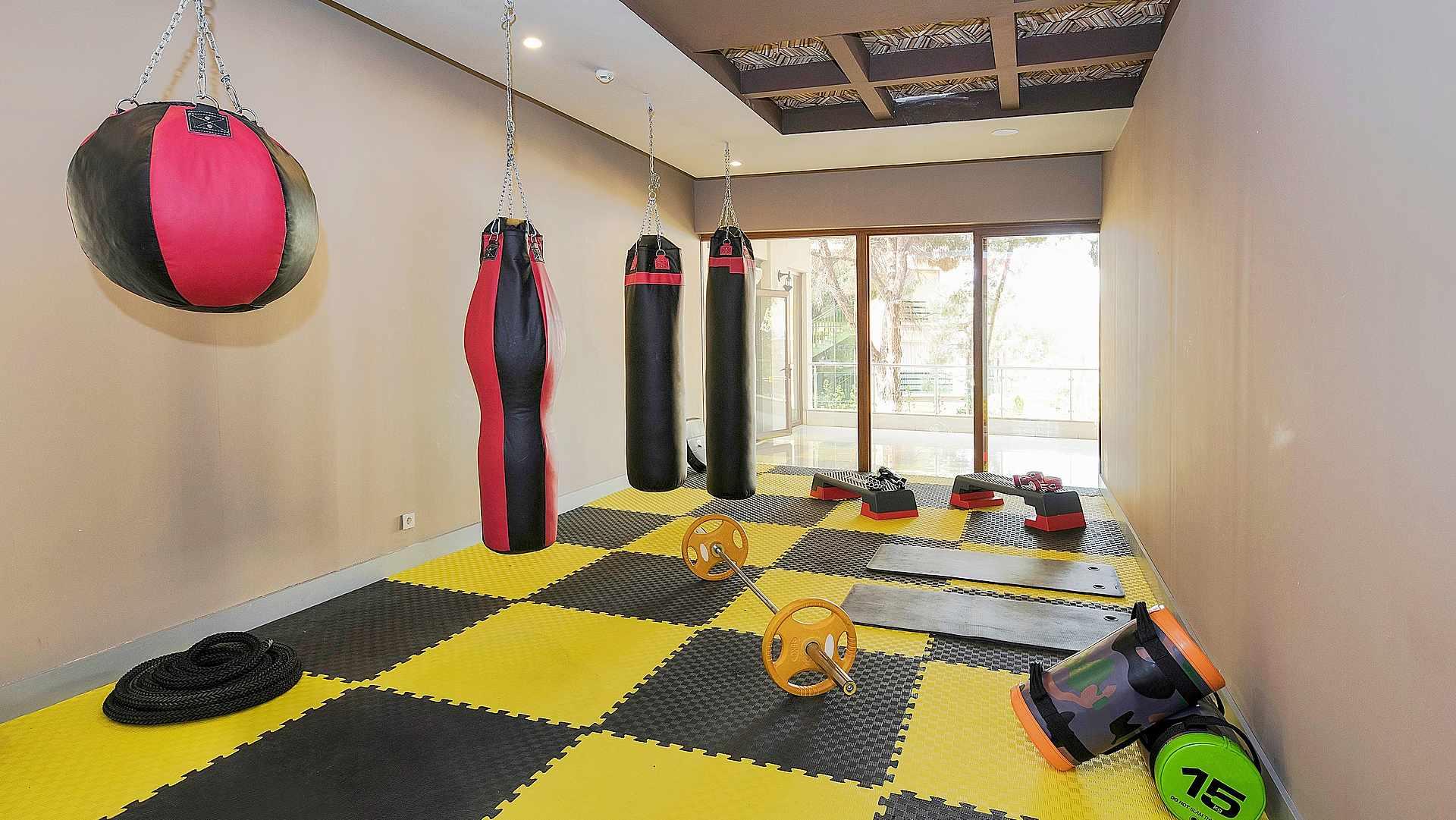 спортивный зал отеля TUI MAGIC LIFE Masmavi