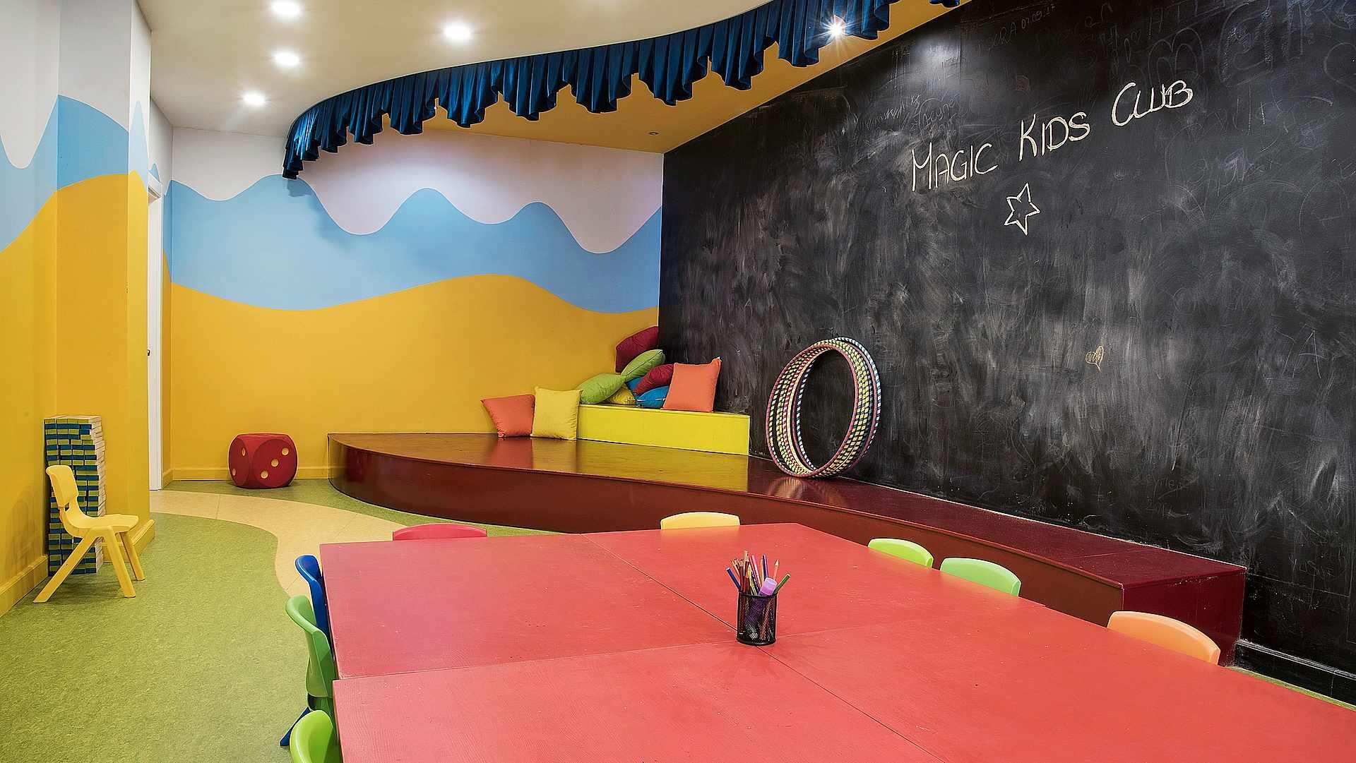 детский клуб отеля TUI MAGIC LIFE Masmavi