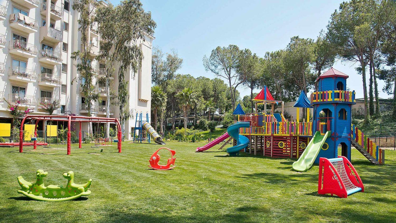 детская площадка отеля TUI MAGIC LIFE Masmavi
