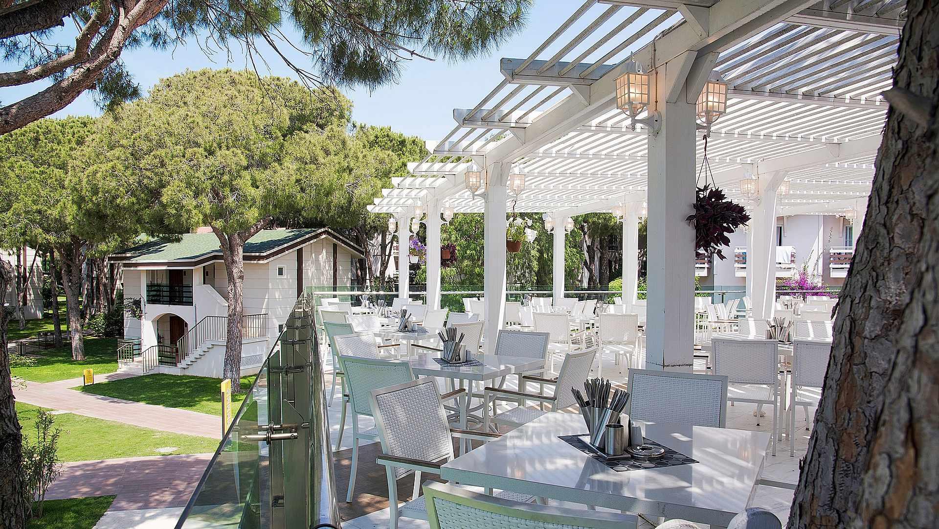 ресторан отеля TUI MAGIC LIFE Masmavi