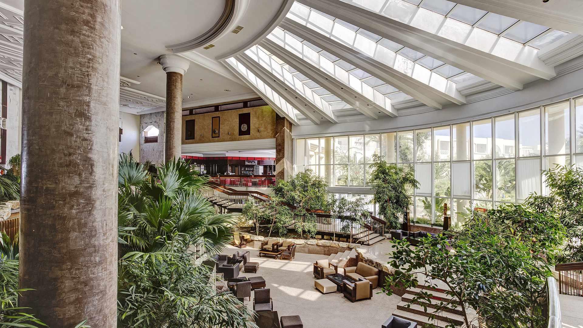 холл отеля TUI Magic Life Africana