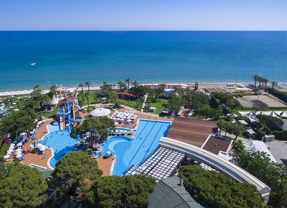 общий вид отеля TUI FUN&SUN Club Belek