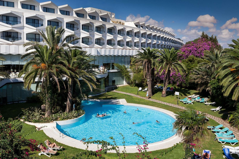 территория отеля Sentido Phenicia