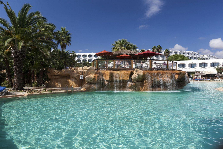 бассейн отеля Sentido Phenicia