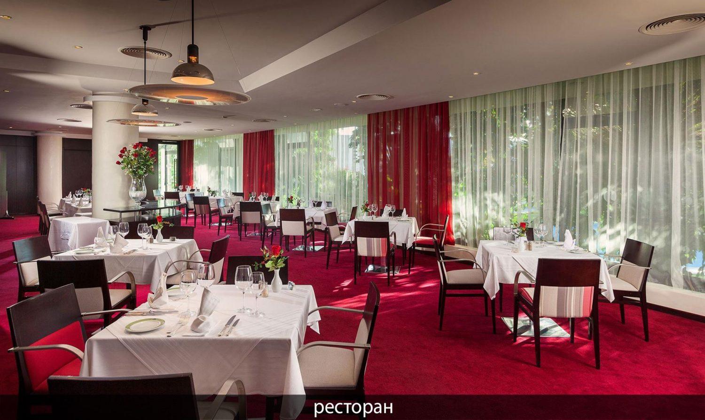 ресторан отеля Sentido Phenicia