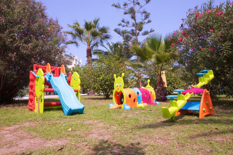 детская площадка отеля LTI-Mahdia Beach