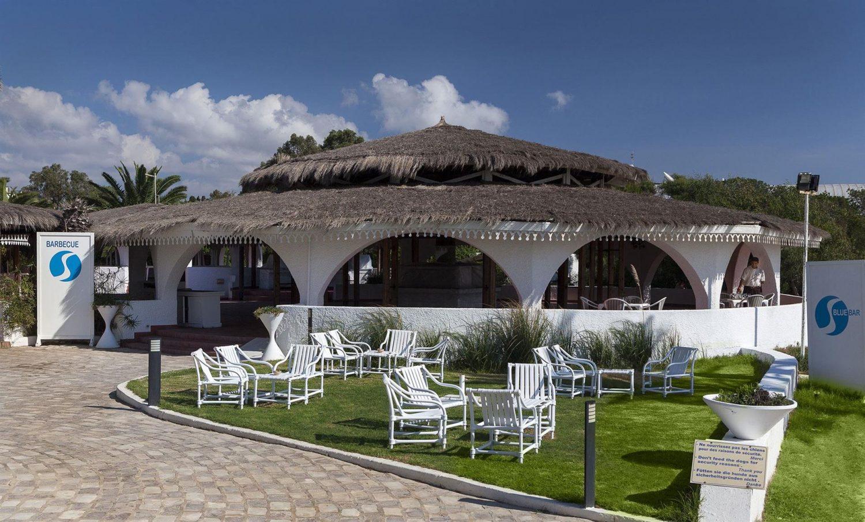 бар отеля Sentido Phenicia