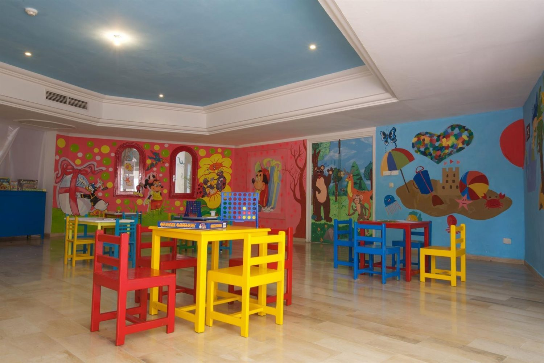детский клуб отеля LTI-Mahdia Beach