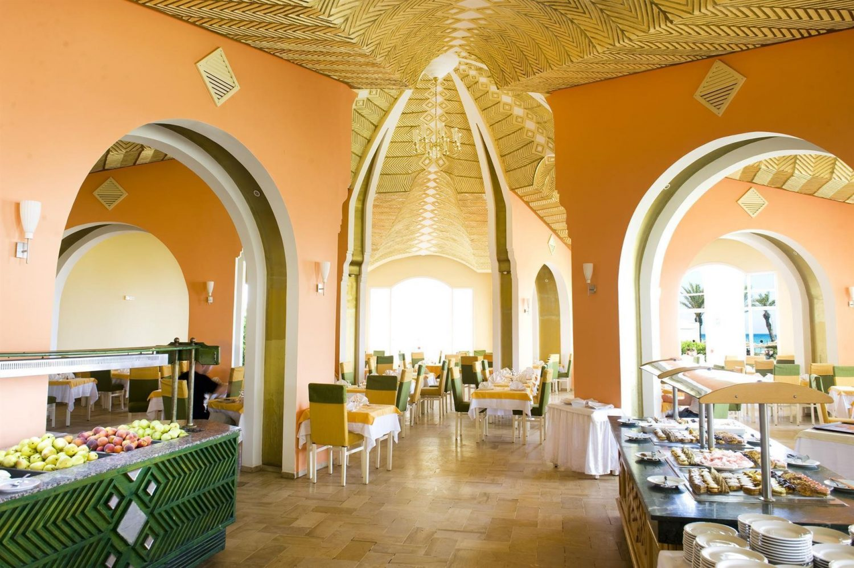 ресторан отеля LTI-Mahdia Beach