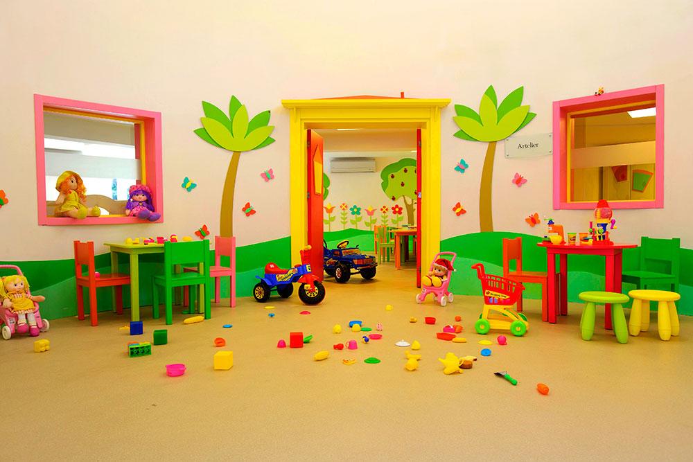 детский клуб отеля Marti Myra
