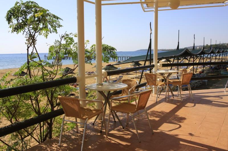 ресторан отеля TT Hotels Pegasos Club
