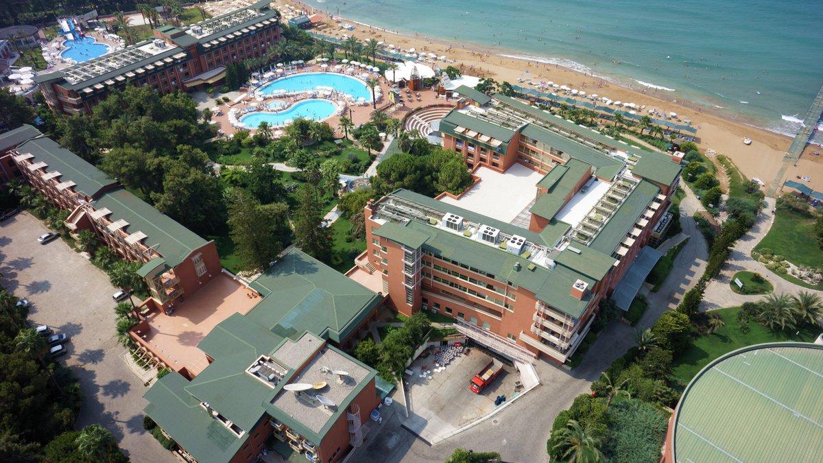 общий вид отеля TT Hotels Pegasos Club