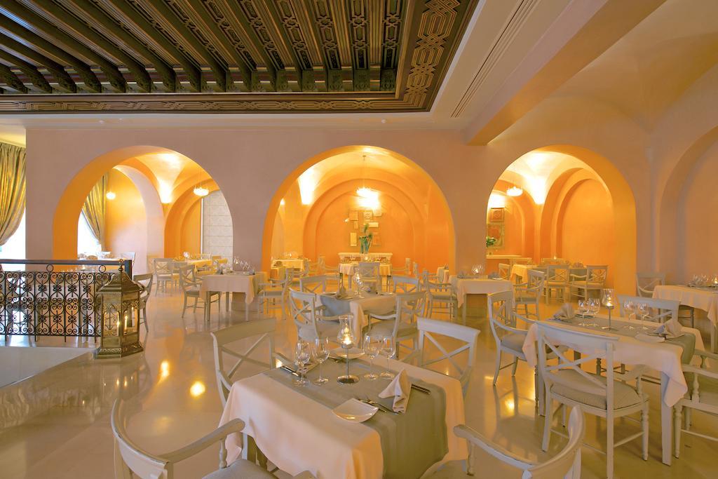 ресторан отеля Iberostar Selection Royal El Mansour & Thalasso