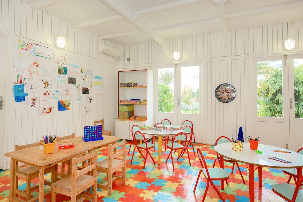 детский клуб отеля Iberostar Selection Royal El Mansour & Thalasso