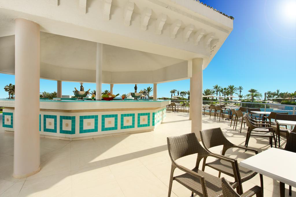 бар отеля Iberostar Selection Royal El Mansour & Thalasso
