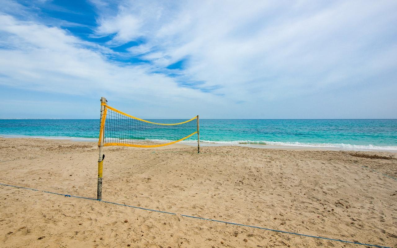 пляж отеля Iberostar Selection Royal El Mansour & Thalasso