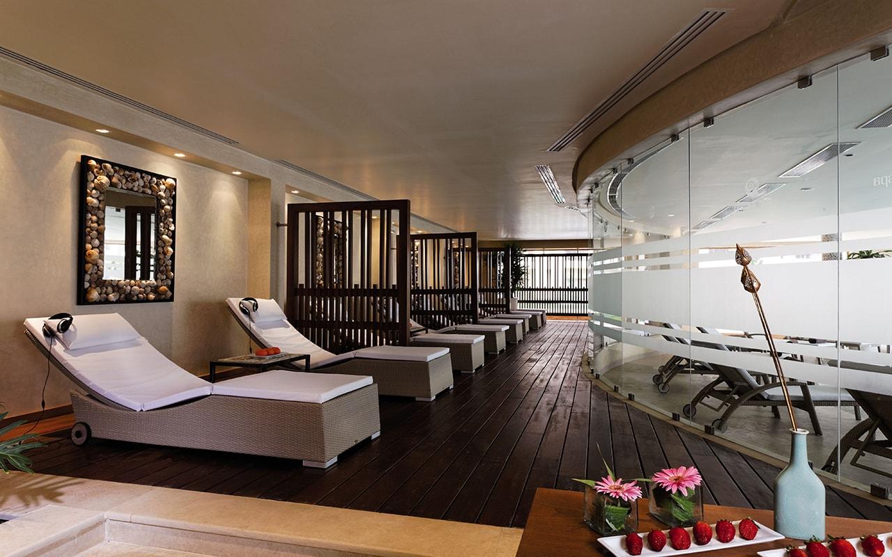 спа-центр отеля Movenpick Resort & Marine Spa