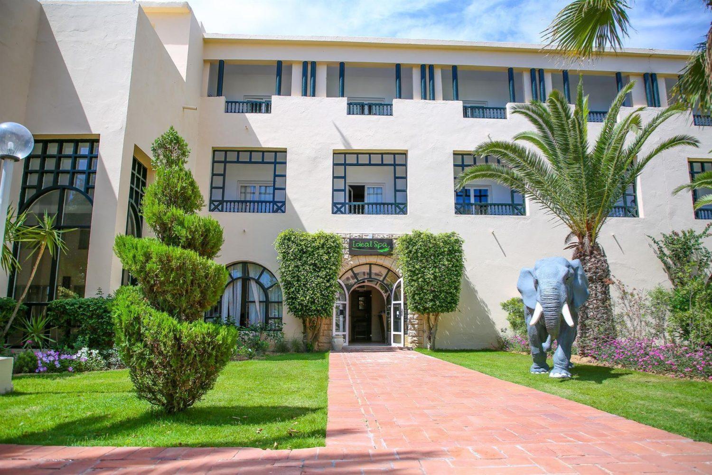 корпус отеля Magic Nerolia & Spa Monastir