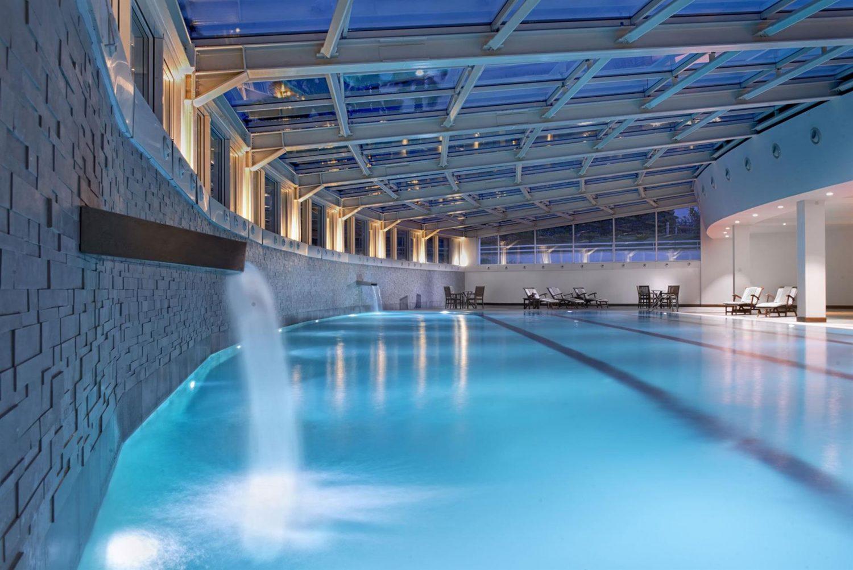 бассейн отеля TUI Hotels Grand Azur