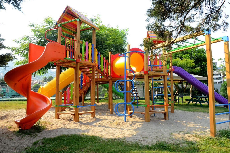 детская площадка отеля TUI Hotels Grand Azur