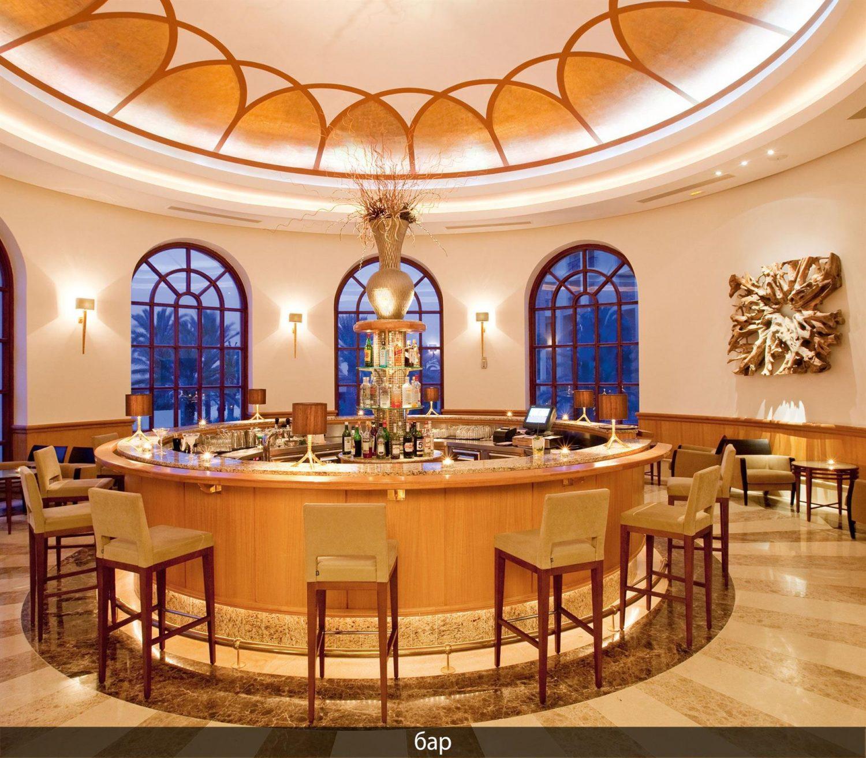 бар отеля Movenpick Resort & Marine Spa
