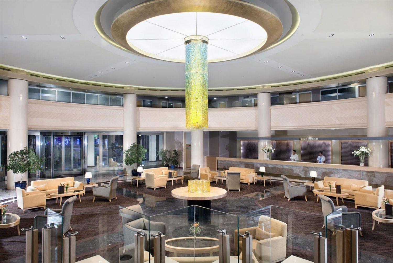 лобби и ресепшн отеля TUI Hotels Grand Azur